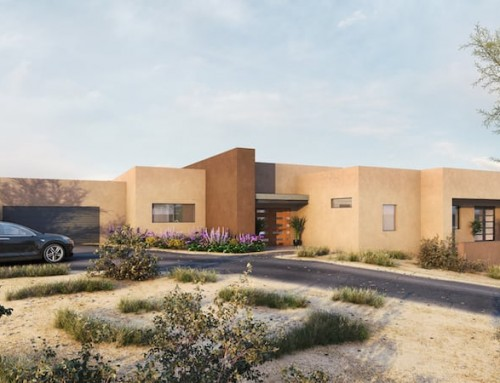 How Modern Architecture is Mixing with the Traditional Architecture in Santa Fe