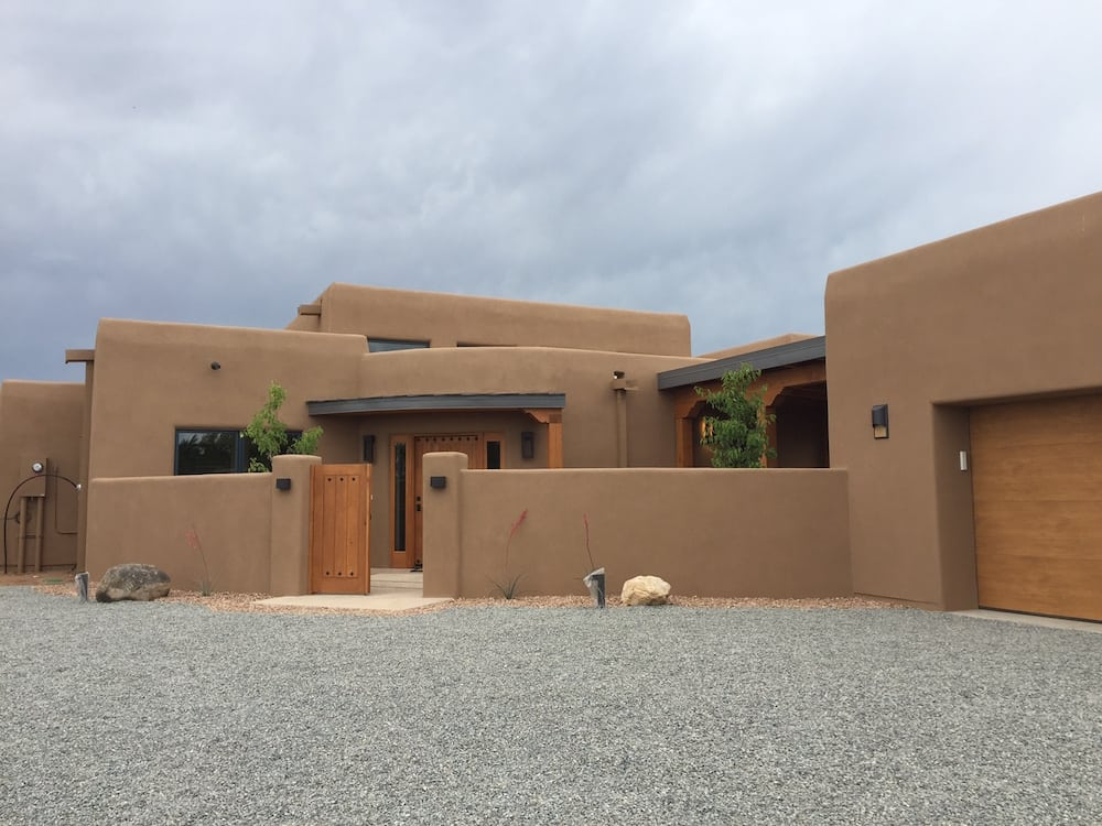 Green Home Building in Santa Fe | Palo Santo Designs on aqua blue homes, navy homes, leed homes, gray homes, united kingdom homes, steel homes, double wide mobile homes, contemporary park homes, ivory homes, terracotta homes, first step homes, blu homes, real world homes, art deco style homes, wood homes, luxury homes,