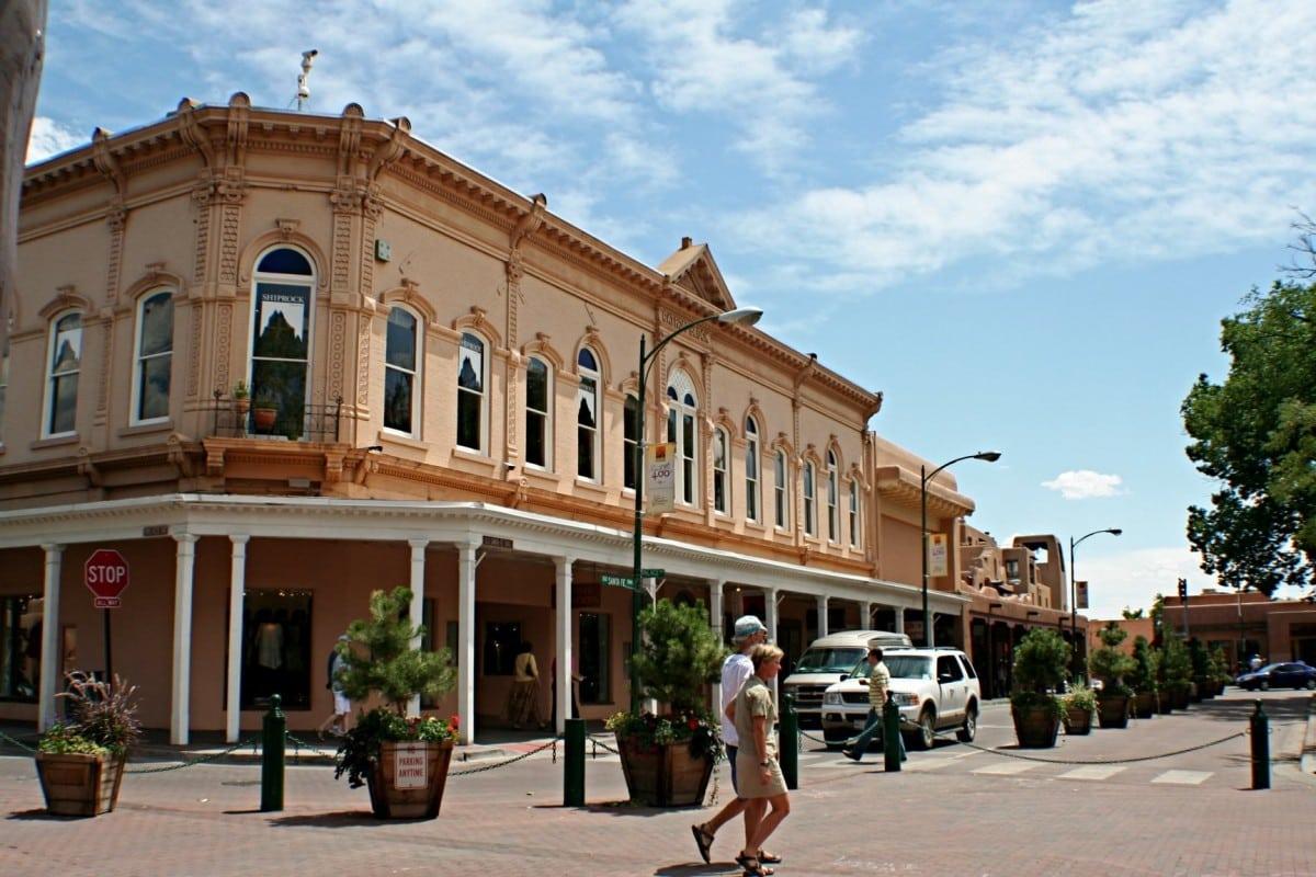 Santa Fe Hotels Downtown Plaza