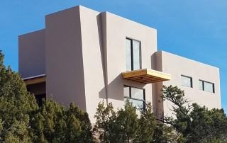 Santa Fe architecture example