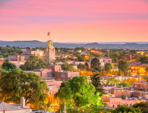 Santa Fe Ranked #6 Best City in the World 2019