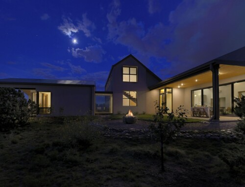 Santa Fe Modern Farmhouse
